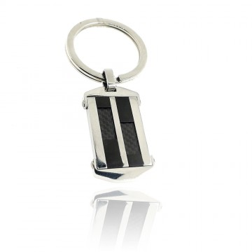 Porta chaves retangular em...