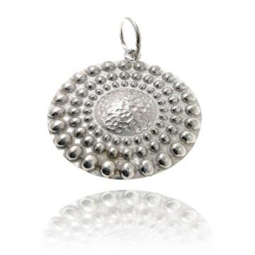 Medalha exclusiva em prata...