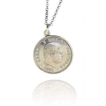 Medalha exclusiva de moeda...